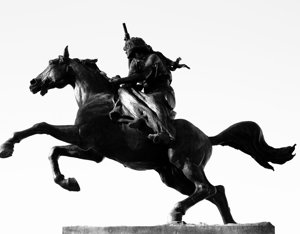 Anita Garibaldi, (August 30, 1821 – August 4, 1849) wife and comrade-in-arms of Italian revolutionary Giuseppe Garibaldi.