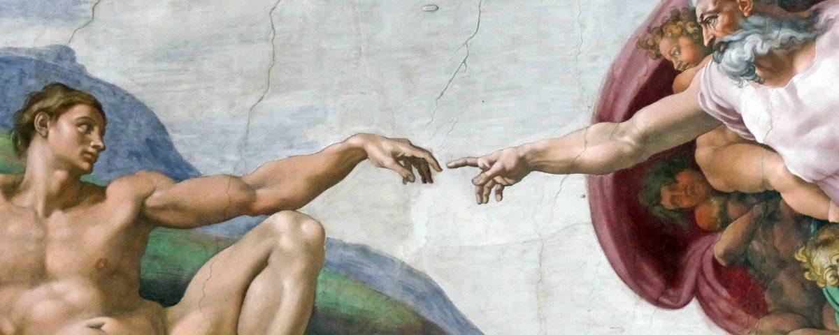 Acredita Deus? Sim. Creio em Deus.